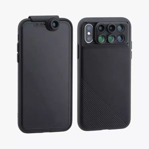 ShiftCam ShiftCam 2.0 6-in-1 Travel Lens Set Front-Facing Wide Angle Lens with Adaptor iPhone X