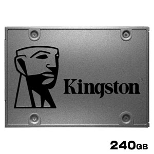 キングストン Kingston 2.5inch SSD 240GB SA400S37/240G