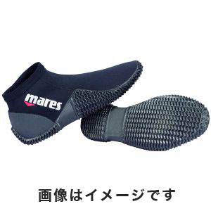 HTM mares マレス 男女兼用 マリンブーツ EQUATOR BOOTS イクエイター ブーツ 2mm  24cm 412613