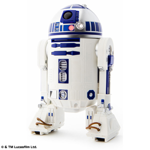 スフィロ(Sphero) スター・ウォーズ STAR WARS R2-D2 APP-ENABLED DROID R201JPN