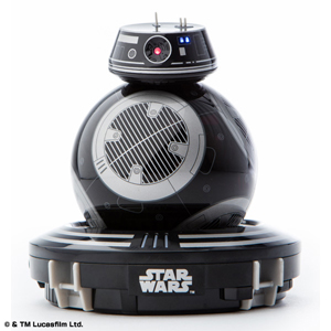 スフィロ(Sphero) スター・ウォーズ STAR WARS BB-9E APP-ENABLED DROID VD01JPN
