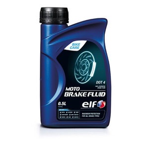 エルフ elf ELF MOTO BRAKE FLUID DOT4 0.5L ブレーキフルード