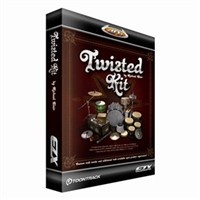 Toontrack Music EZX TWISTED KIT
