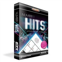Toontrack Music EZX THE NUMBER 1 HITS