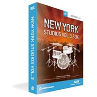 Toontrack Music SDX NEW YORK STUDIO VOL.3