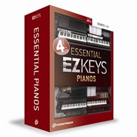 Toontrack Music EZ KEYS - ESSENTIAL PIANOS