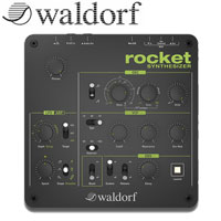 Waldorf アナログシンセサイザー ROCKET (ロケット)