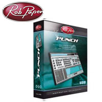 Rob Papen(ロブパペン) シンセ音源 PUNCH