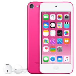 Apple iPod touch 64GB ピンク 第6世代 MKGW2J/A
