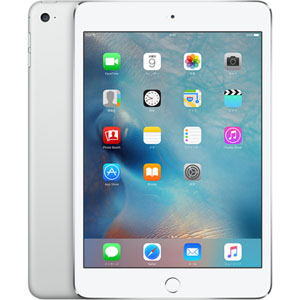Apple iPad mini 4 Wi-Fiモデル 64GB MK9H2J/A(シルバー)