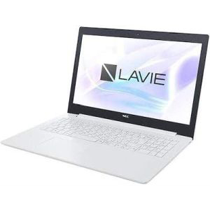 NEC NEC PC-GN18CJTCDCHFD2TDA Lavie Direct NS カームホワイト Office付 ノートPC パソコン 15.6インチ
