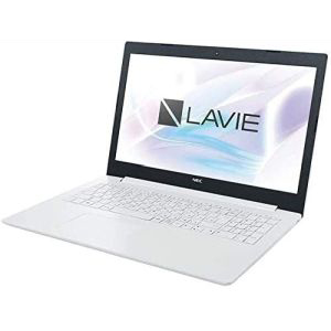 NEC NEC PC-GN164JFNDA7FD1TDA Lavie Direct NS カームホワイト Office付 ノートPC パソコン 15.6インチ