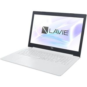 NEC NEC PC-GN11FJR4DCHDD2TDA Lavie Direct NS カームホワイト Office付 ノートPC パソコン 15.6インチ