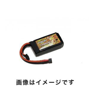 オプションNo.1 OPTION No.1 BIG POWER LiPo11.1V1100mAh GB-0033M