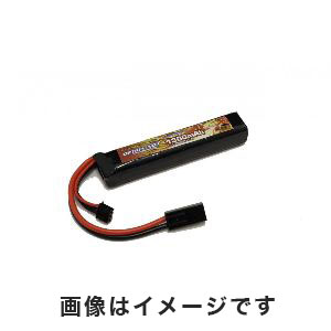 オプションNo.1 OPTION No.1 HIGH POWER LiPo7.4V 1300mAh GB-0041M