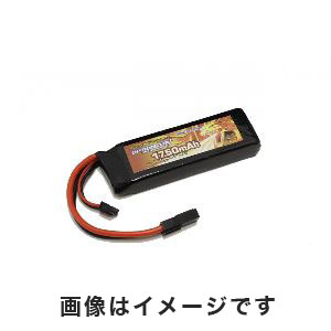 オプションNo.1 OPTION No.1 MIRACLE POWER 1750mAh 7.4V 40C GB-0030M