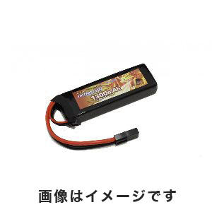 オプションNo.1 OPTION No.1 BIG POWER LIPO 1300mAh 11.1V GB-0029M