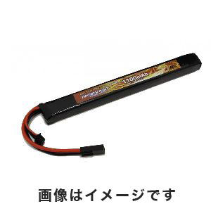 オプションNo.1 OPTION No.1 BIG POWER LIPO 1100mAh 11.1V GB-0025M
