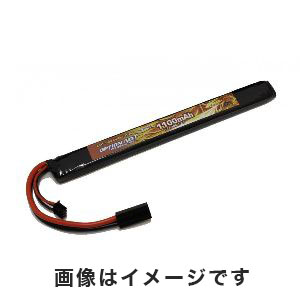 オプションNo.1 OPTION No.1 BIG POWER LIPO 1100mAh 7.4V GB-0026M