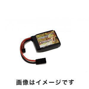 オプションNo.1 OPTION No.1 HIGH POWER LiPo7.4V2100mAh GB-0023M