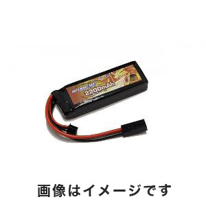 オプションNo.1 OPTION No.1 HIGH POWER LiPo7.4V2200mAh GB-0012M