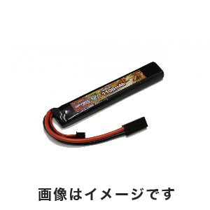 オプションNo.1 OPTION No.1 BIG POWER LIPO 1100mAh 7.4V GB-0006M