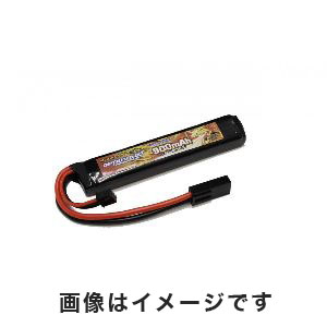 オプションNo.1 OPTION No.1 HIGH POWER LiPo7.4V900mAh GB-0014M