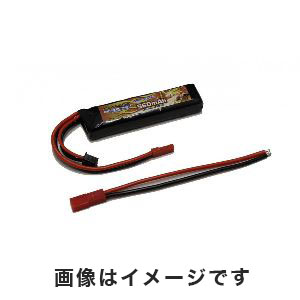 オプションNo.1 OPTION No.1 HIGH POWER LiPo7.4V560mAh GB-0021M