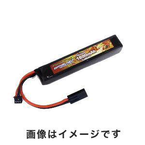 オプションNo.1 OPTION No.1 HIGH POWER LiPo7.4V 1800mAh GB-0043M