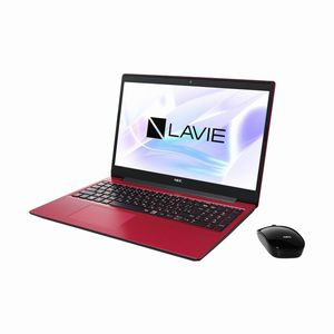NEC LAVIE Note Standard NS700/NAW PC-NS700NAR (カームレッド)15.6型