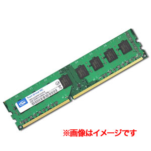 Team デスクトップ用 DDR3-1333 PC3-10600 4GB TED34096M1333C9