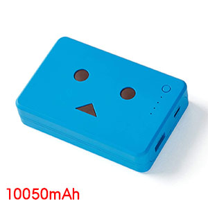 チーロ cheero cheero Power Plus DANBOARD version 10050mAh Bubble Blue CHE-096-BL