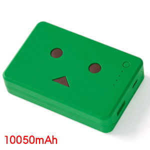 チーロ cheero cheero Power Plus DANBOARD version 10050mAh Melon Soda CHE-096-GR