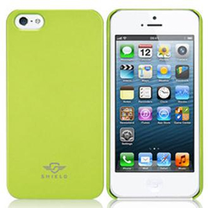 SHIELD iShell Classic  for iPhone5 S3-Steel Green