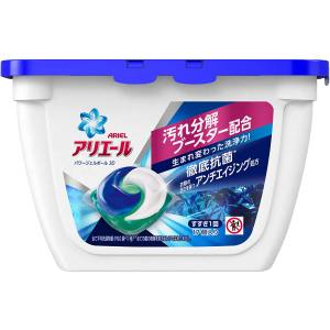 P&G P&G アリエール パワージェルボール3D 本体(17個入)