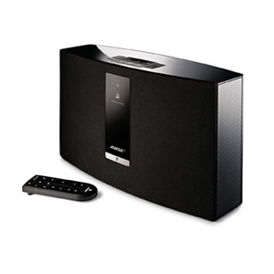 BOSE SoundTouch 20 Series III wireless music system(ブラック)