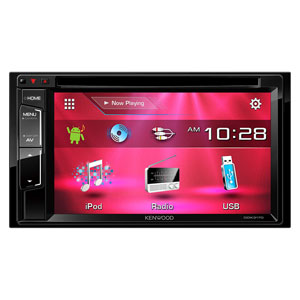 ケンウッド(KENWOOD) DVD/CD/USB/iPodレシーバー MP3/WMA/AAC/WAV/FLAC対応 DDX3170