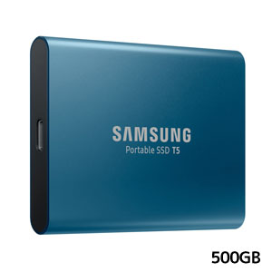 サムスン Samsung Samsung SSD 500GB T5 MU-PA500B/IT メーカー保証1年